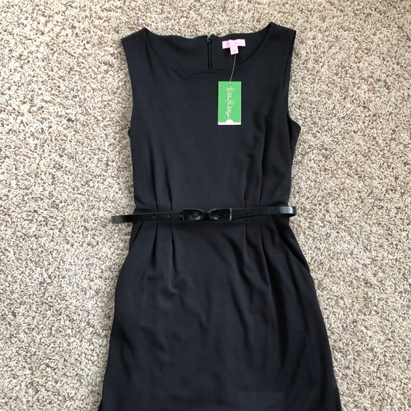 Lilly Pulitzer little black Dress